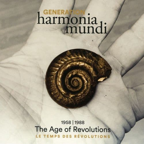 Various<br>Generation harmonia mundi: 1. The Age of Revolutions (1958-1988)<br>16CD, Comp